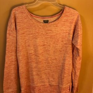Aerie Heather-pink Pullover
